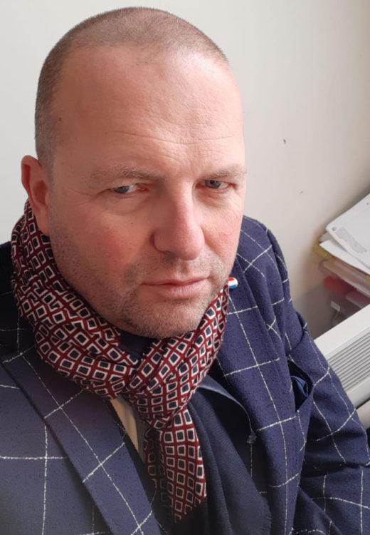 Klaas Jan de Vries